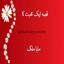 Qisa Aik Mohabat Ka Cover Photo