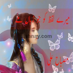 Mairy Lafz Ko Jo Zaban Mily Cover Photo