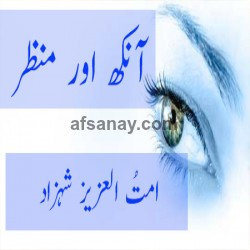 Aankh Aur Manzar Cover Photo